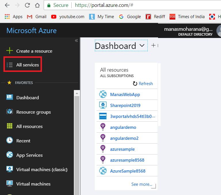 Azure – Working With Azure CLI